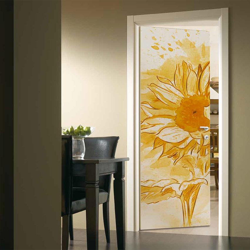 Porte interne decorate - Porte decorate per interni ...